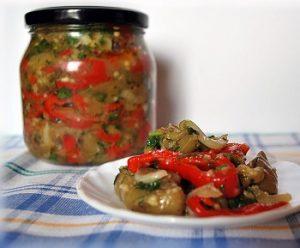 Баклажаны как грибы быстро и вкусно рецепт с фото