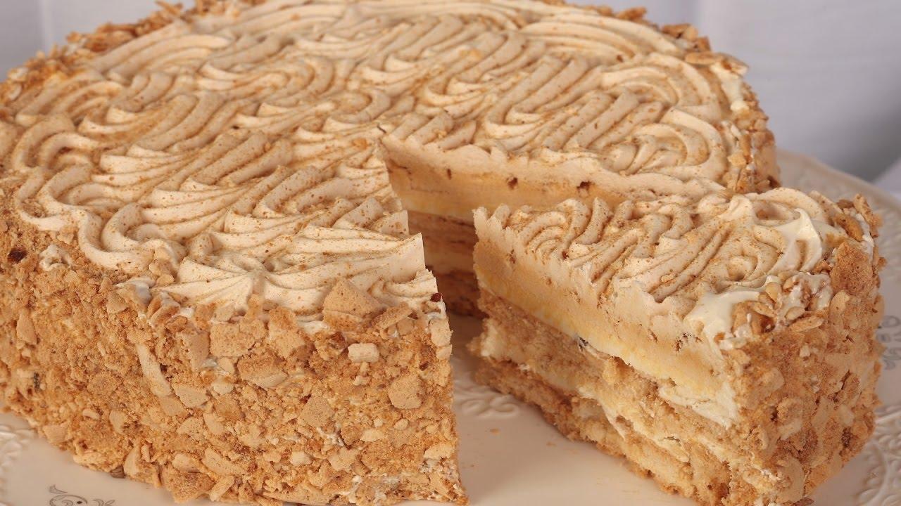 рецепты тортов ссср с фото