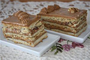 Торт «Ленинградский» по ГОСТу рецепт