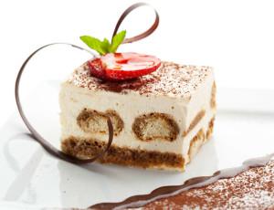 Торт «Тирамису» пошагово