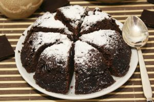 Торт в микроволновке за 5 минут