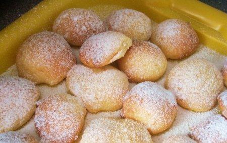 Рецепт печенья на сметане и маргарине