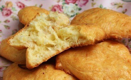 печенье на основе кефира