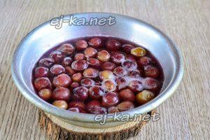 Варим варенье из винограда на зиму