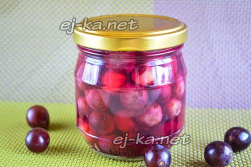 Варенье из винограда на зиму, рецепт с фото