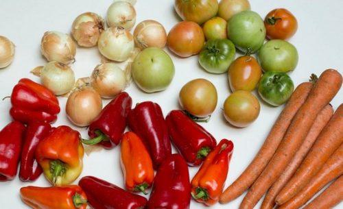 салат из зеленых помидор пальчики оближешь рецепты