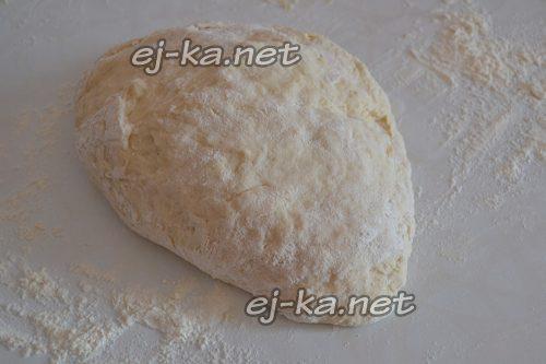Заварное тесто для пирожков