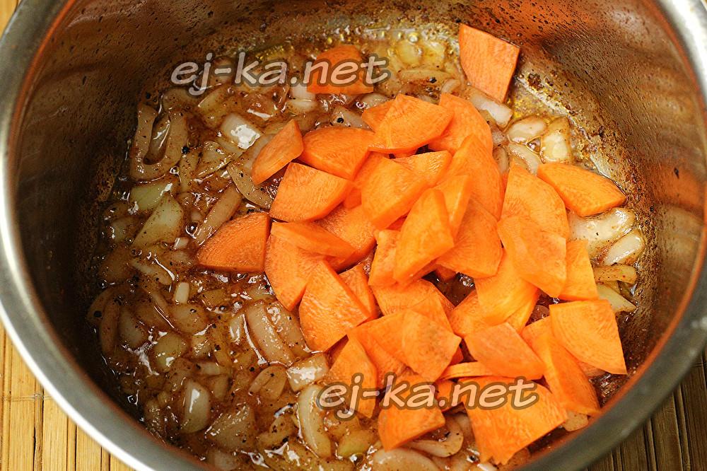 Как приготовить рагу с курицей фото 164