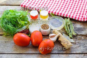 Ингредиенты для рецепта