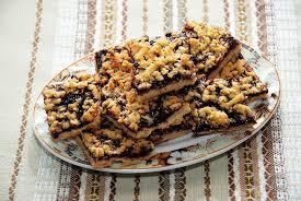 Печенье с вареньем и тертым тестом сверху рецепт с фото