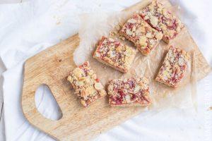 Печенье с вареньем и тертым тестом сверху рецепт