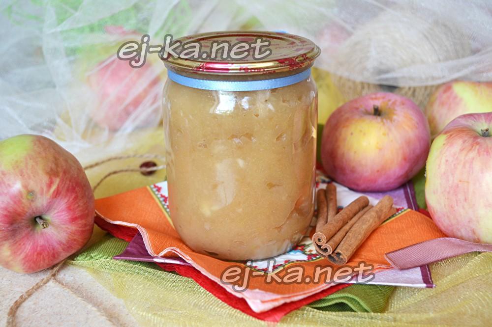 Яблоки в домашних условиях простой рецепт 782