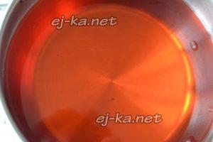 Сироп для компота из кизила