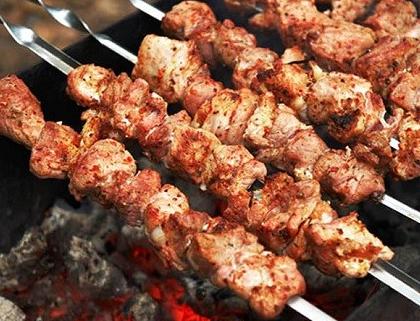 Шашлык самый вкусный чтобы мясо было мягким