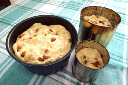 Куличи в хлебопечке, простые и вкусные