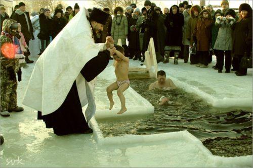 Когда купаться на Крещение в 2019 году рекомендации