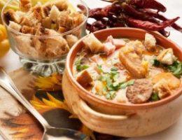 Миниатюра к статье Гороховый суп – это вкусно!