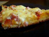 Миниатюра к статье Пицца на сковороде