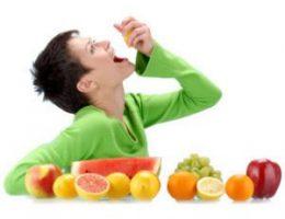 Миниатюра к статье Правильное питание — залог здоровья