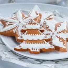 Печенье к Рождеству 2013