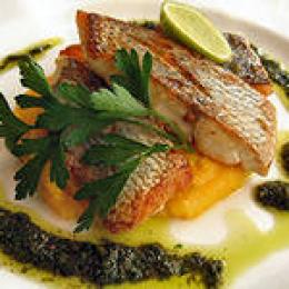 рыбу в духовке
