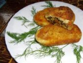 Миниатюра к статье Картофельные зразы с грибами