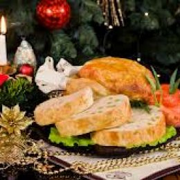 Вторые блюда на Новый год 2013