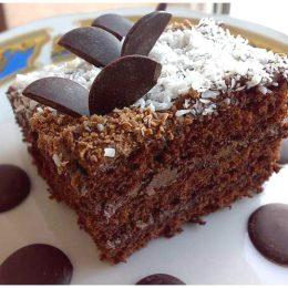 Готовим торт «Маркиза»