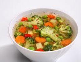 Жиросжигающий суп для похудения