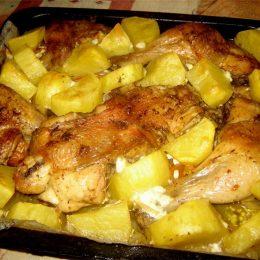 блюда из курицы простые и вкусные