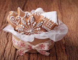 Миниатюра к статье Рождественский пряник