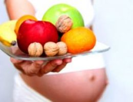 Миниатюра к статье Рацион питания будущих мам