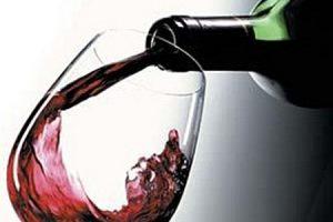 Правила подачи алкоголиных напитков