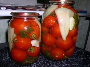 Консервируем помидоры