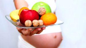 Рацион питания будущих мам