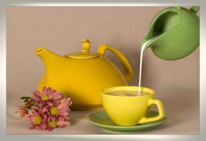 Из чего изготовляется кирпичный и плиточный чай