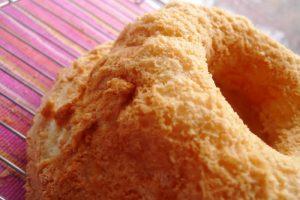 Ангельский бисквит из яичных белков