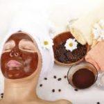 Маска для лица из кофе