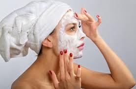 Глубокое очищение лица: рисовая маска