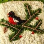 Рецепты салатов на Рождество 2013 с фото