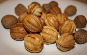 Рецепт новогодних орешков