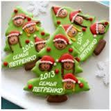 Новогоднее печенье 2015