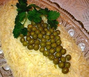 обыкновенное оливье