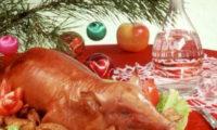 Мясо на Новый год 2015