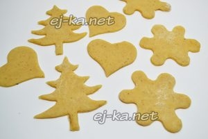 Приготовить печенье