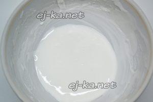 Приготовить глазурь