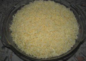 Салат с селедкой и сыром