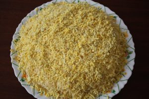 Рецепт салат с курицей и ананасом