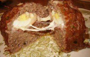 рецепты мясного рулета