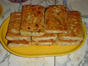 закуска в лаваше